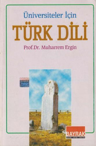TÜRK DİLİ Prof.Dr. Muharrem Ergin